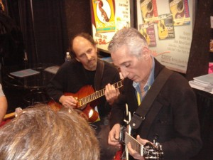 playing w/ Pat Martino