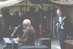 Ray Charles in Australia